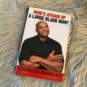 Charles Barkley Hard Cover Book